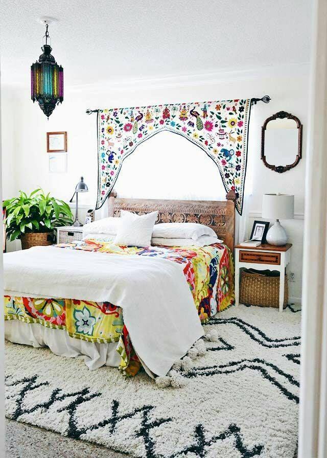 Romantisches Schlafzimmer Dekor, Schlafzimmer Themen, Indisch, Ideen Fürs  Zimmer, Innenarchitektur, Haus, Decken, Change, Helle Farben
