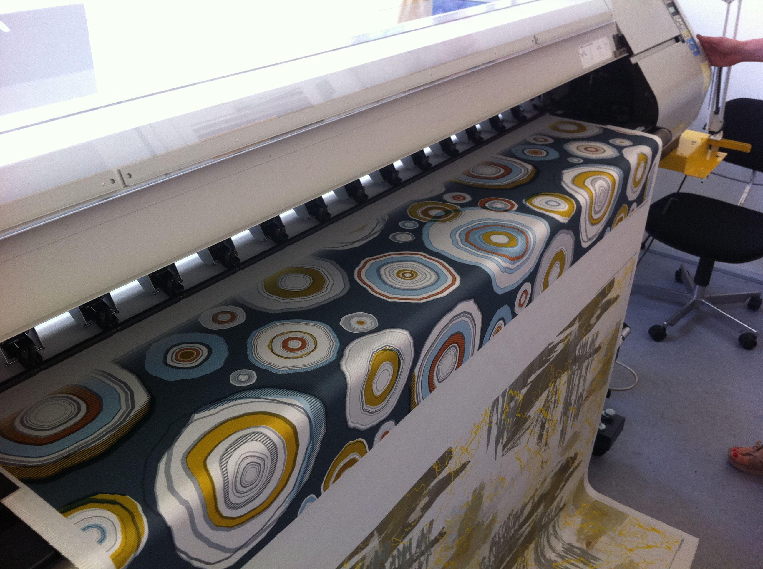 My Final print + Process | Digital print fabric, Digital print ...