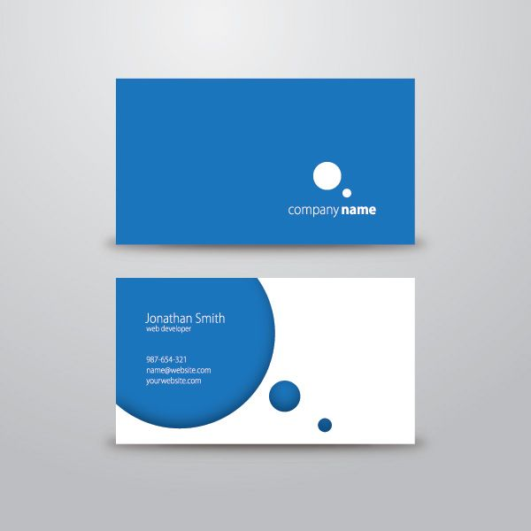 17 Best images about Business cards designs on Pinterest | Vector ...