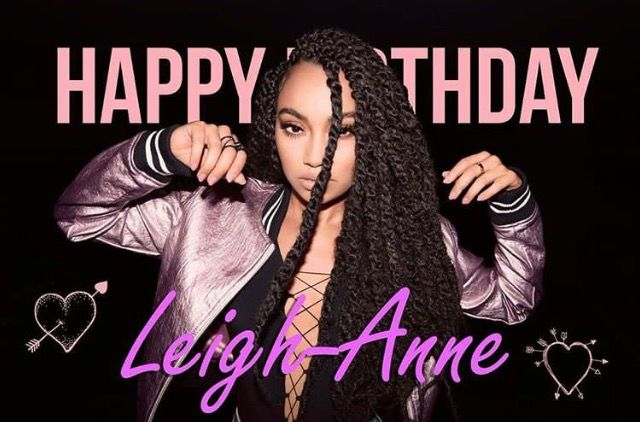 Happy birthday to the beauty Leigh-Anne ❤️❤️