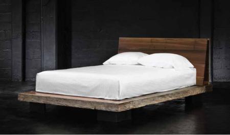 Liz Queen Platform Bed Reclaimed Wood Queen Size Beds Low