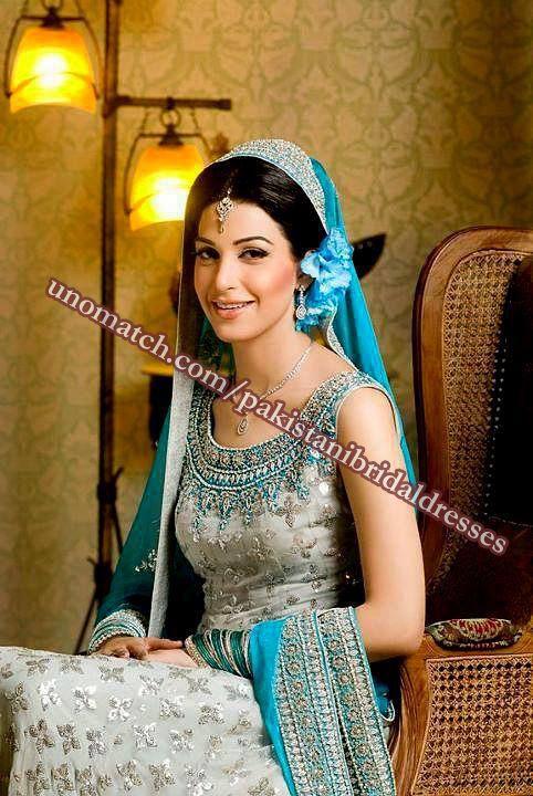 Beautiful Pakistani Bridal Dresses New Collections 2013 | Pakistani ...