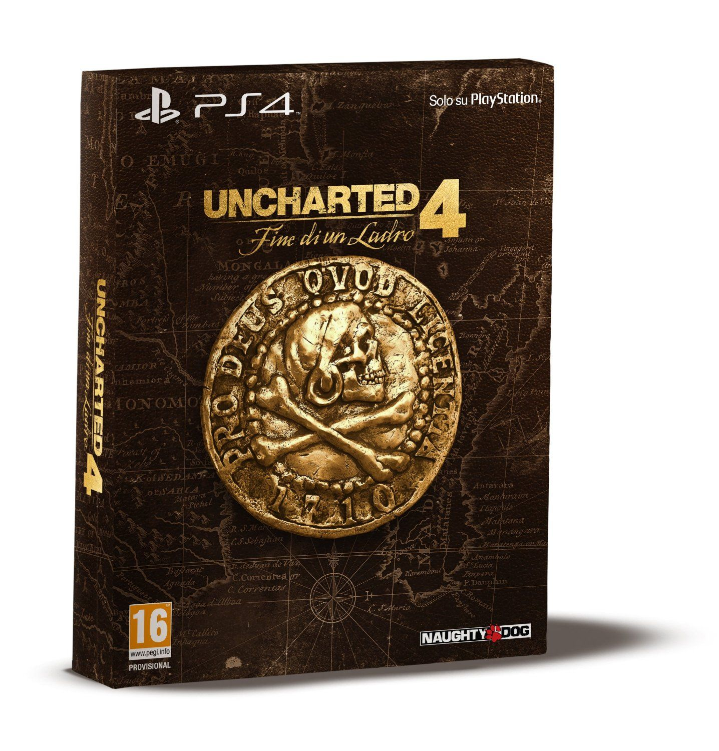 60834 Uncharted 4 A Thiefs End Wall Print POSTER Plakat