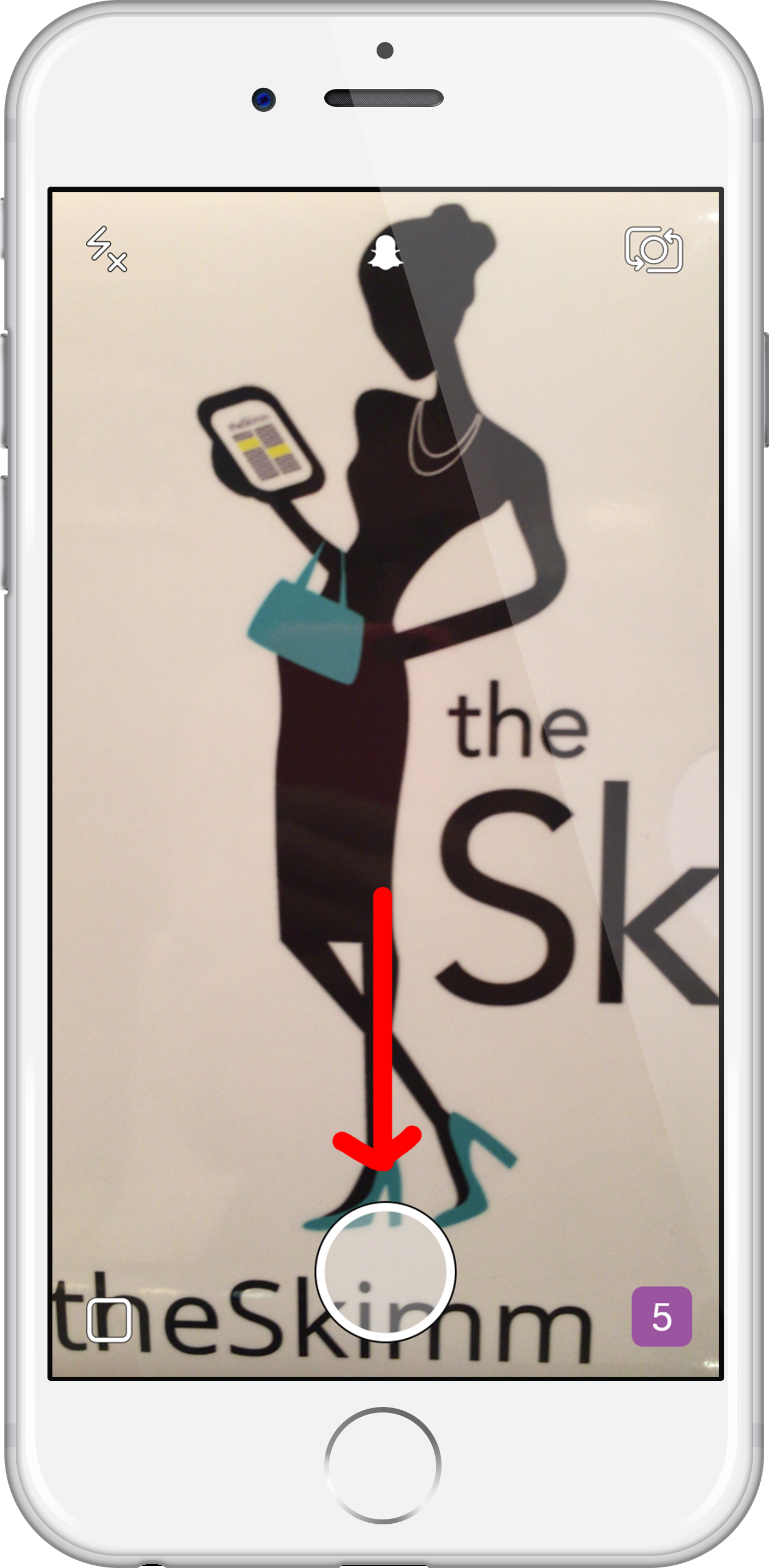 Snapchat Get on it. Or Feel old. SkimmLife Tech