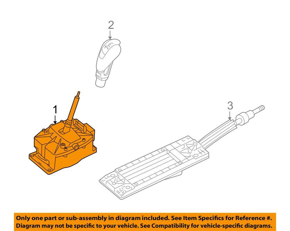 Details About Porsche Oem 10 16 Panamera Transmission Gear Shift
