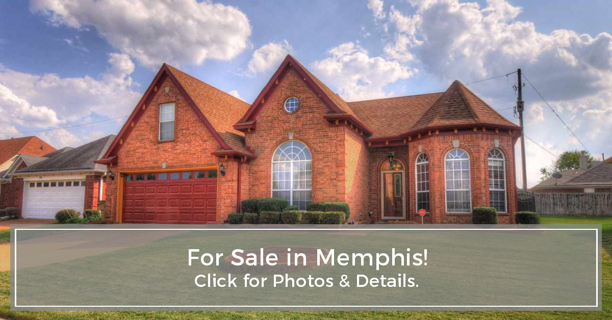 Another Memphis Home Just Sold Huge Master Bedroom Corner Gas