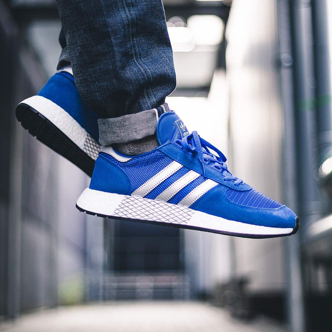 Marathon x Adidas Never Collegiate 5923 Made « Royal xoeBCrd
