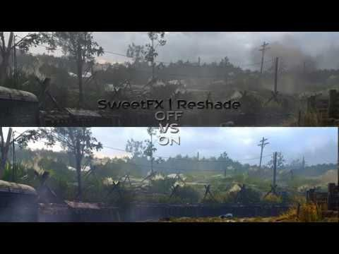 Call Of Duty Wwii Mod Hdr Colorfix Graphics Mod Sweetfx