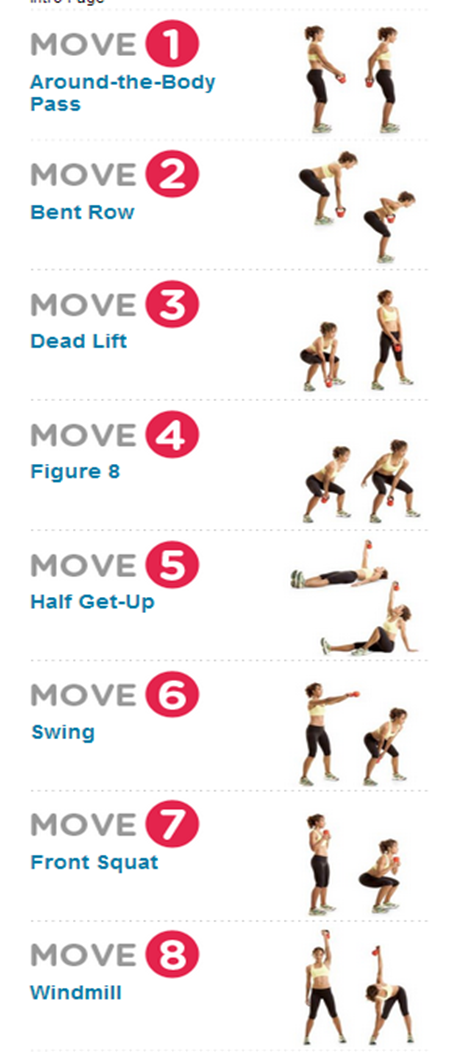 You Haven T Truly Worked Out With A Kettlebell Until You Try These Moves Kettlebell Workout Fitness Motivation Workout Routine