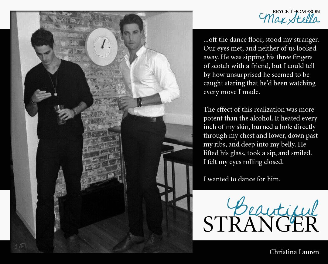Bryce Thompson As Max Stella Beautiful Stranger By Christina Lauren Christina Lauren Beautiful Christina Stranger