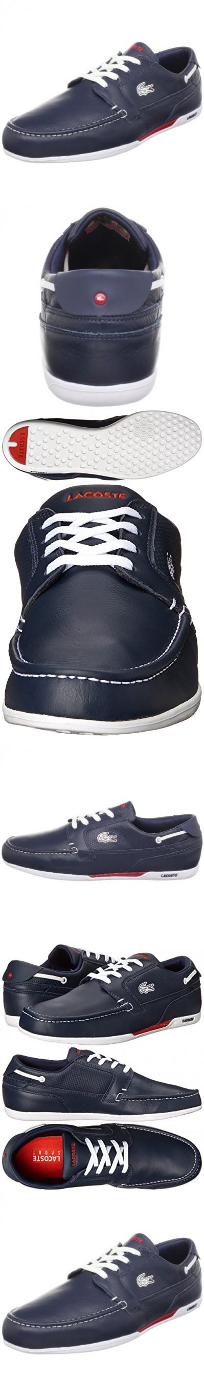 8288d3869de Lacoste Men s Dreyfus Boat Shoe