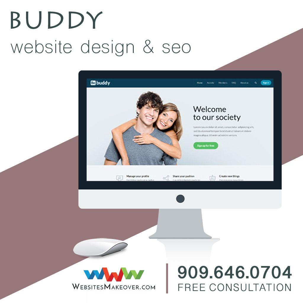 Buddy Website Design Websites Makeover Claremont Ca Buddywebsitedesign Websitedesign Webde Portfolio Website Design Portfolio Web Design Website Design