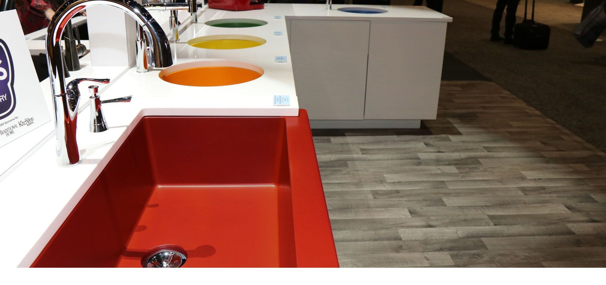 Superior At KBIS 2017, Kitchen And Bath Industry Show, Elkay Is Featuring Their  Latest Product