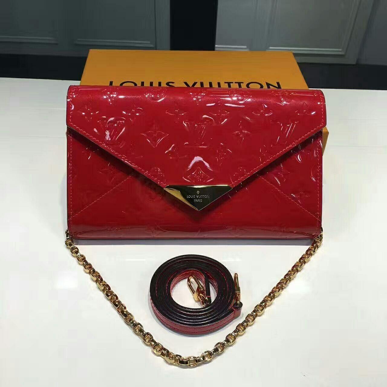 6853009b202b Lady women LV handbag wallet clutch