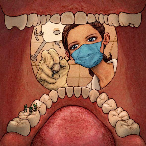 картинки лечат зубы смешные услуг муроме