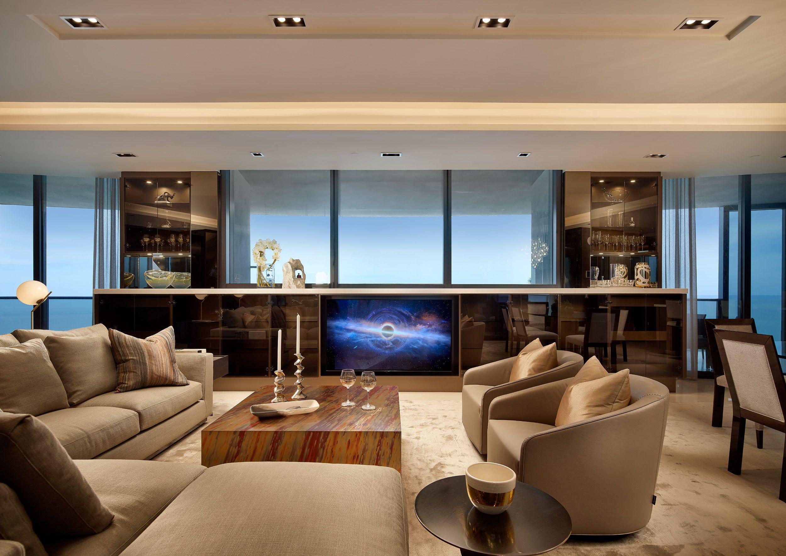 PORSCHE | Contemporary interior, Interior design ...