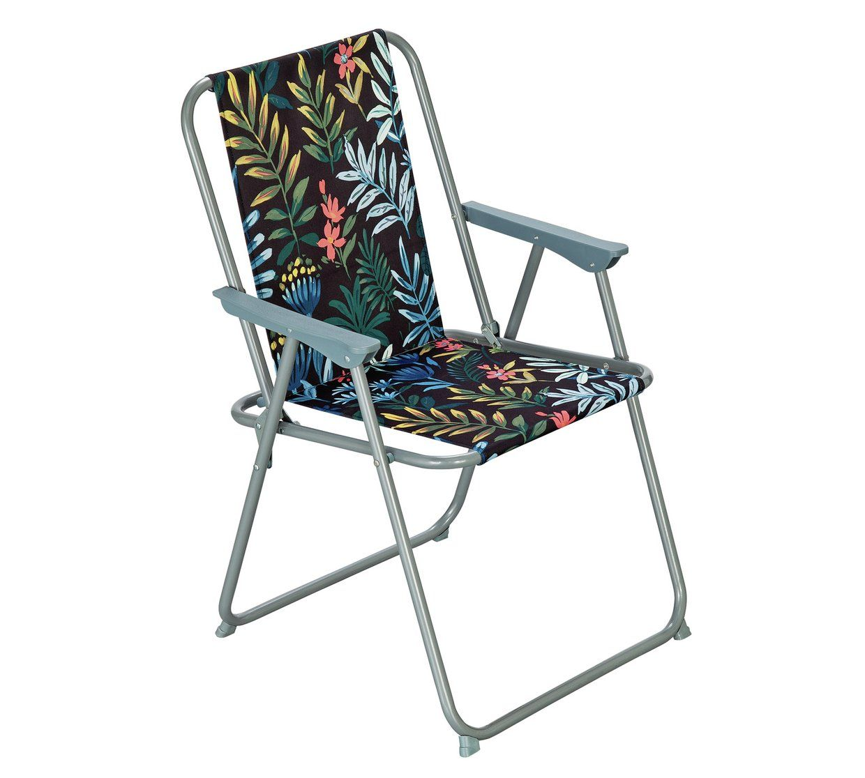 Buy Argos Home Picnic Chair - Rainforest  Garden chairs and sun