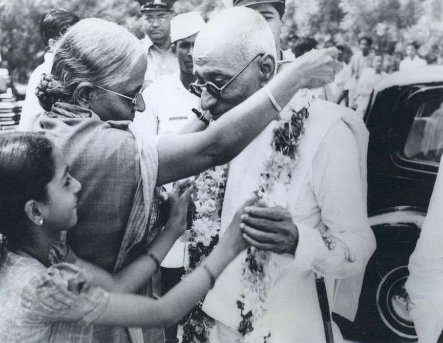 The first Indian Governor General of India, C  R
