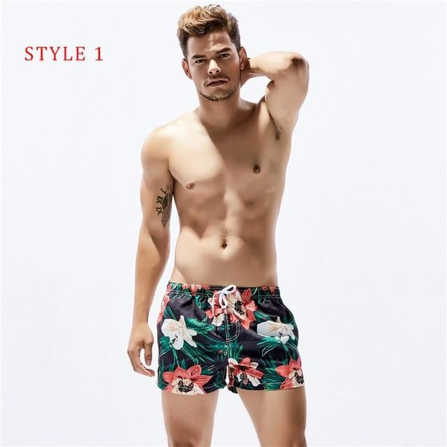 a08f2c3a00 Buy Men's Beach Swimming Trunks Boxer Brief Swimsuit Swim Underwear Board  shorts with Pocket: Shop top fashion brands Briefs at Narvay.com.Men  Swimwear Surf ...