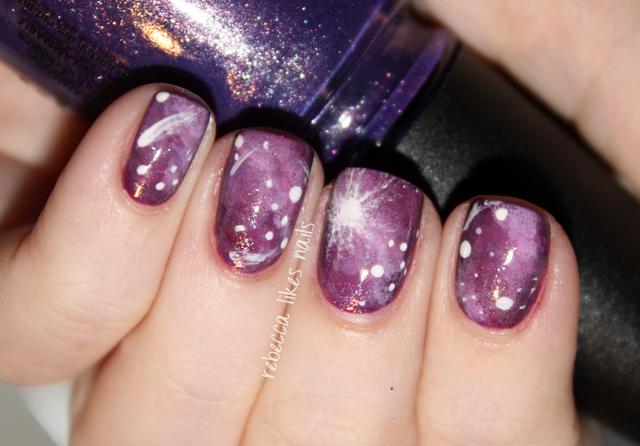 rebecca likes nails: 31dc2012 - day 19