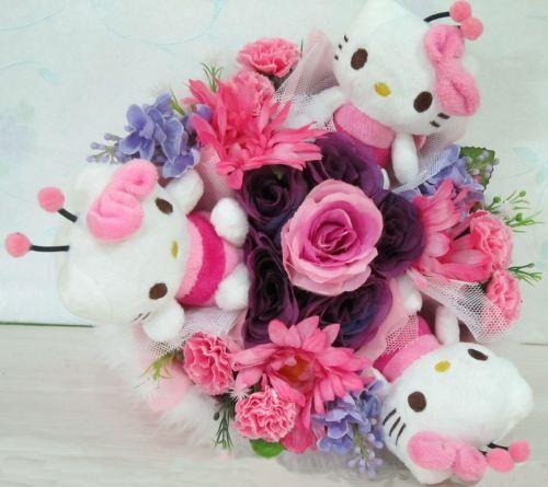 72+ Gambar Bunga Hello Kitty Paling Baru