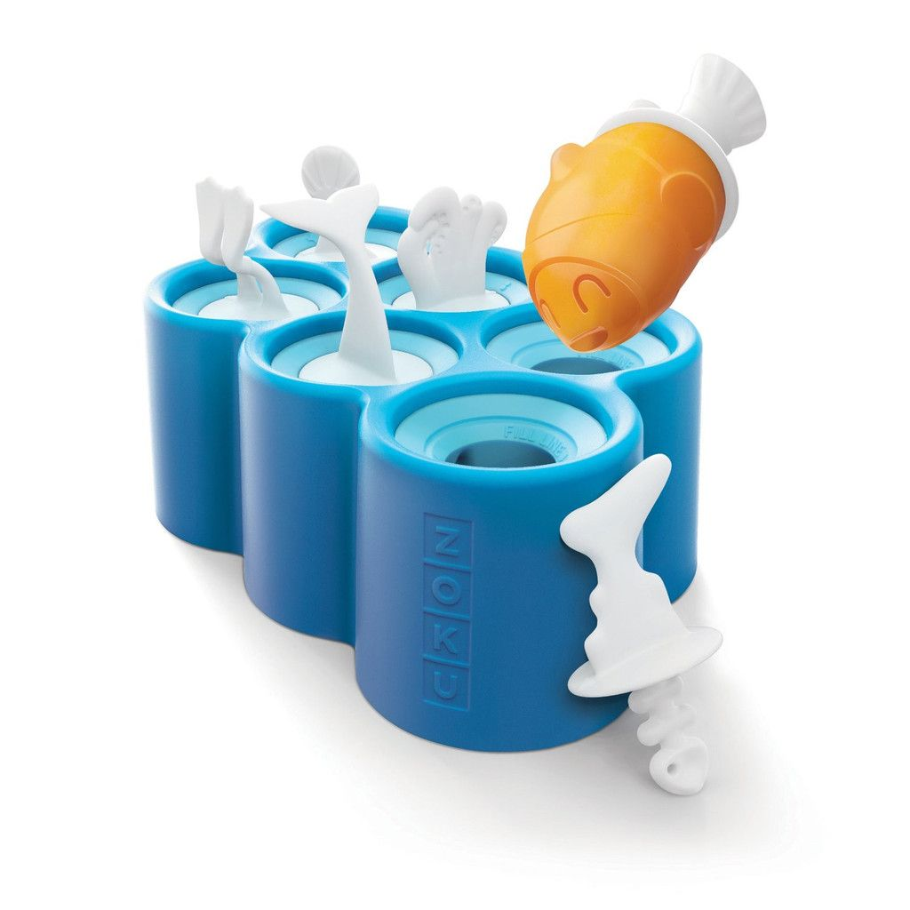 Fish Popsicle Molds