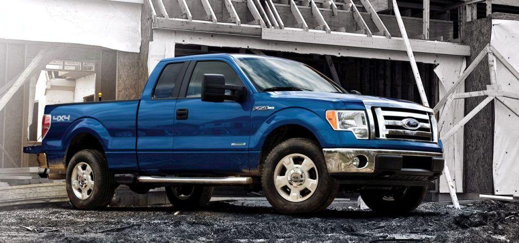 2011 Ford F150 EcoBoost Ford trucks f150, Ford f150