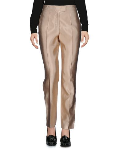 BLUMARINE Women's Casual pants Gold 4 US