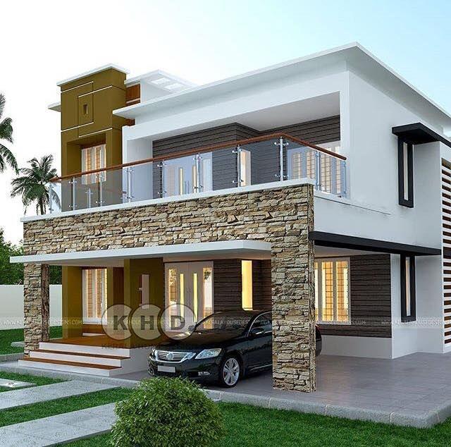 For More Like Kerala Home Designs Contemporary House Exterior Kerala House Design Bungalow House Design Contemporary house kerala 2020