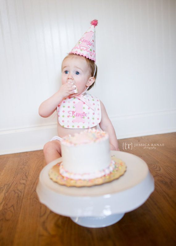 Cute Matching Hat And Bib