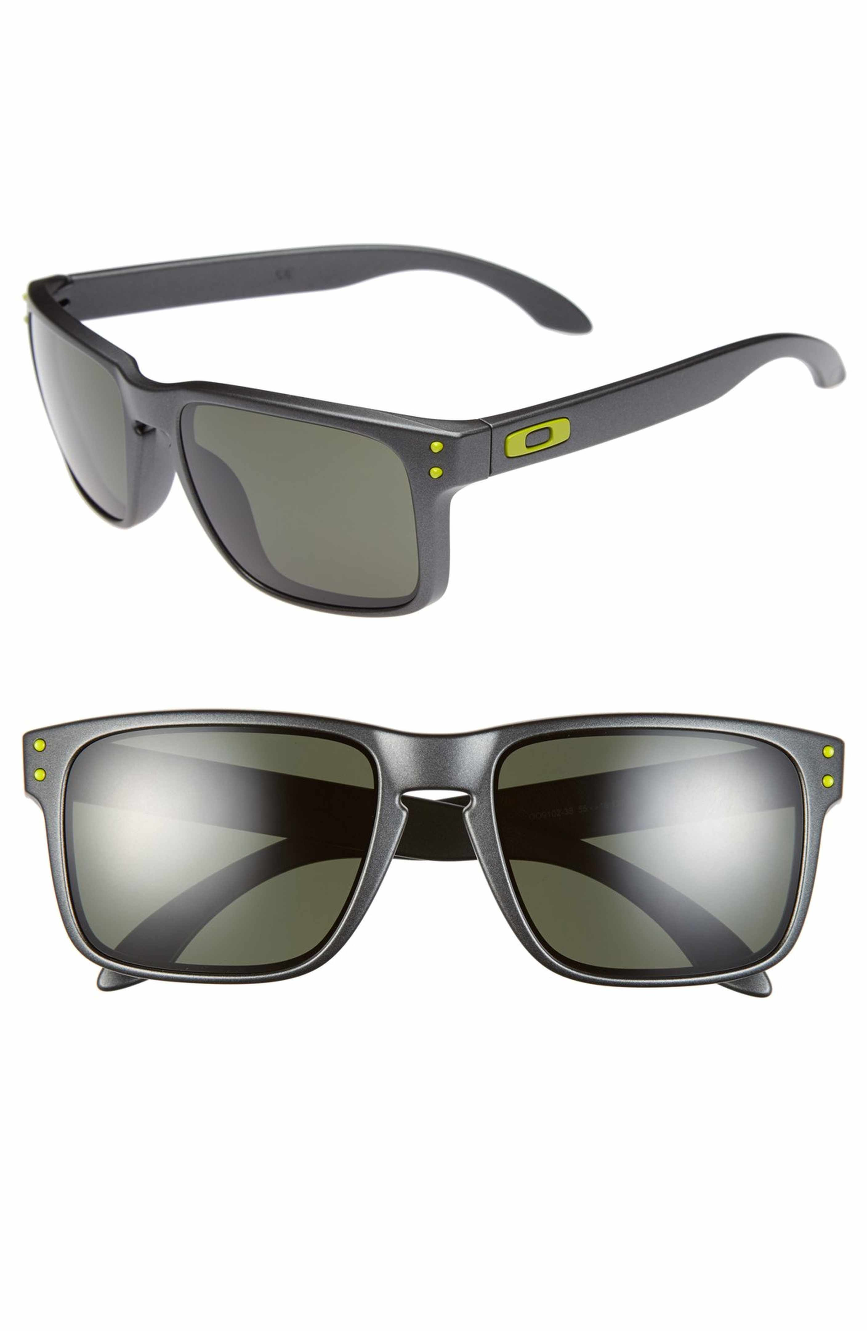 7389aa769f385 Main Image - Oakley  Holbrook  55mm Sunglasses - Sale! Up to 75% OFF! Shop  at Stylizio for women s and men s designer handbags