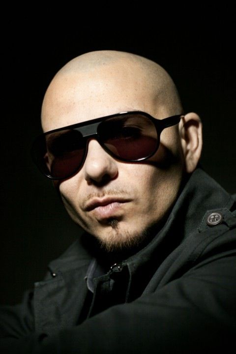 Pitbull Rocking Those Sunglasses As Always Music Music Singer
