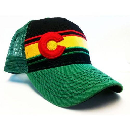 Jamica Cap Men/'s Rasta Shield Snapback Hat Cap Rastafari Cannabis