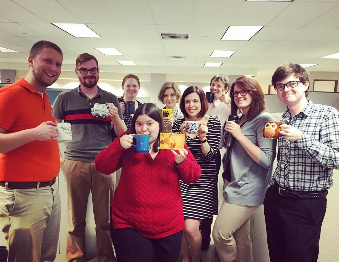 The News Wheel staff has a new favorite tea! If you're a true #tealover make sure you check out @adagioteas. Their Pumpkin Spice tea is perfect for the crisp fall weather #tea #cuppa #fallflavors #pumpkinspiceeverything