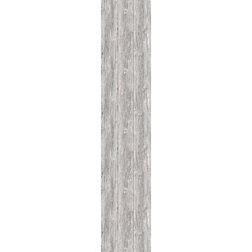 Panneau Japonais Planche Bois Bois Gris 260 X 50 Cm