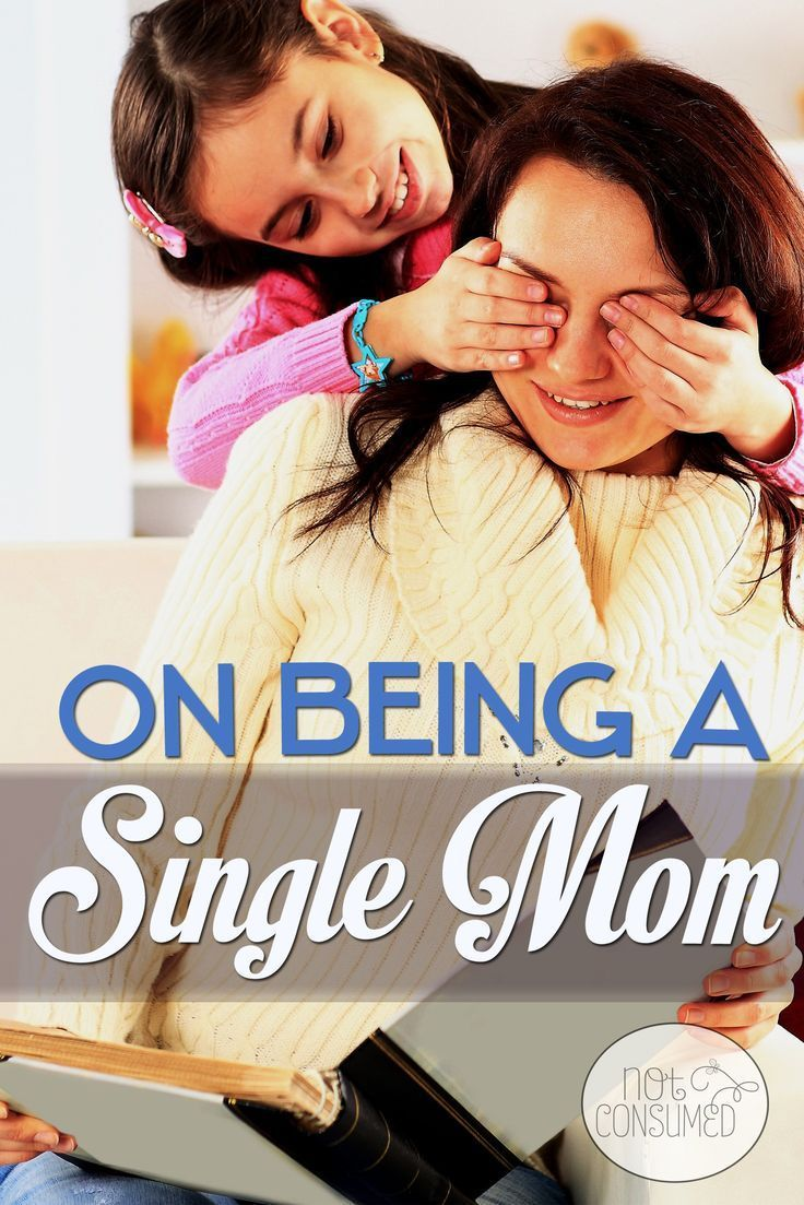 Photo of On being a single mom