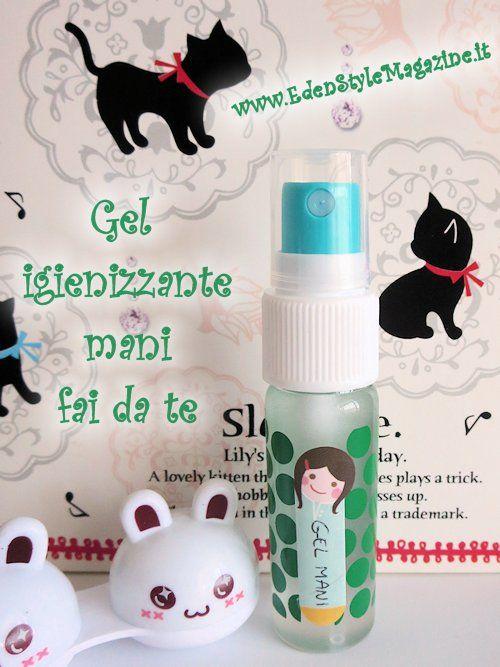 EdenStyleMagazine.it - Cosmetici fai da te e creatività
