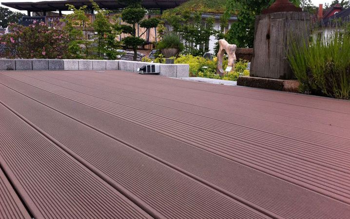 Elevated Outdoor Deck Flooring Options Ecological Products Outdoor