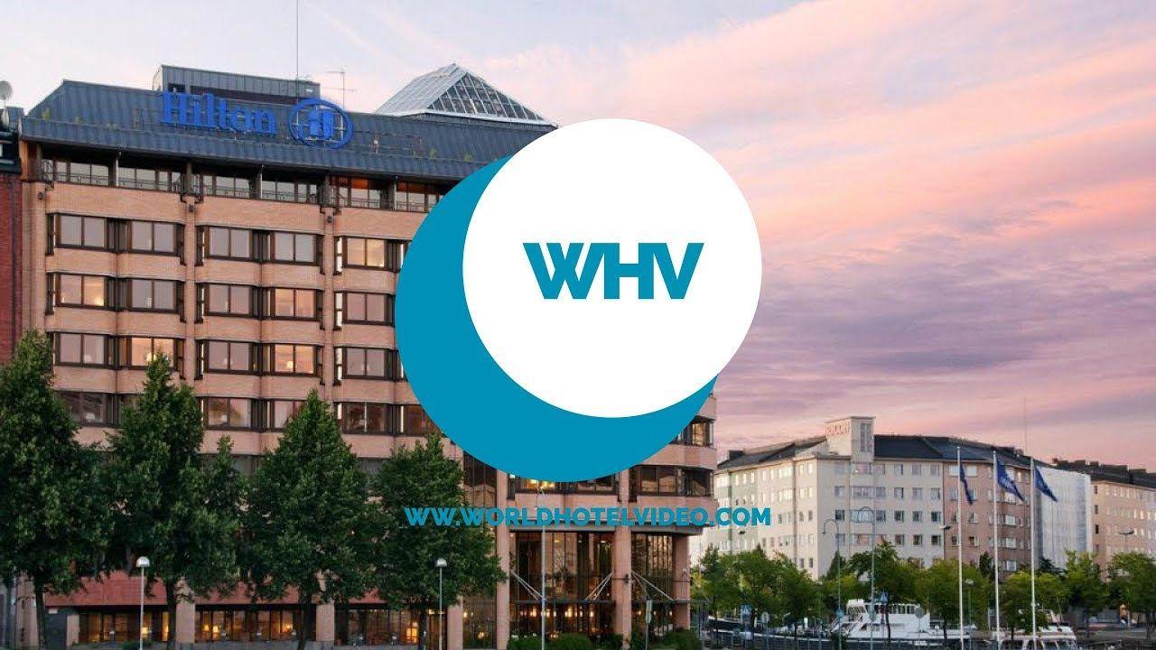 Hilton Helsinki Strand Finland (Europe). The best of Hilton Helsinki Strand in Helsinki https://youtu.be/aPdLdifhH2k