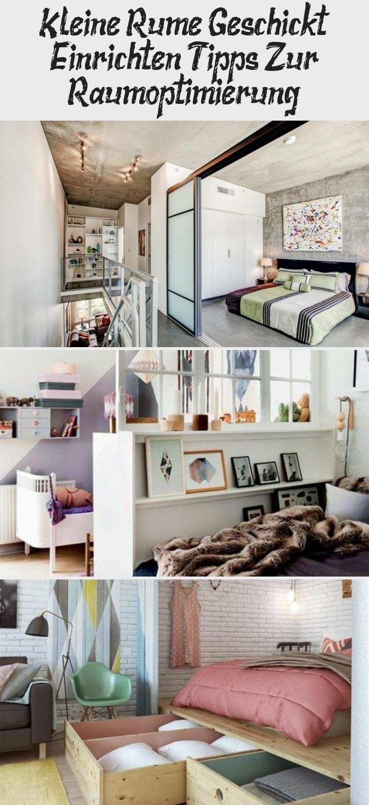 10 Qm Zimmer Einrichten Bett Mit Integriertem Kleiderschrank