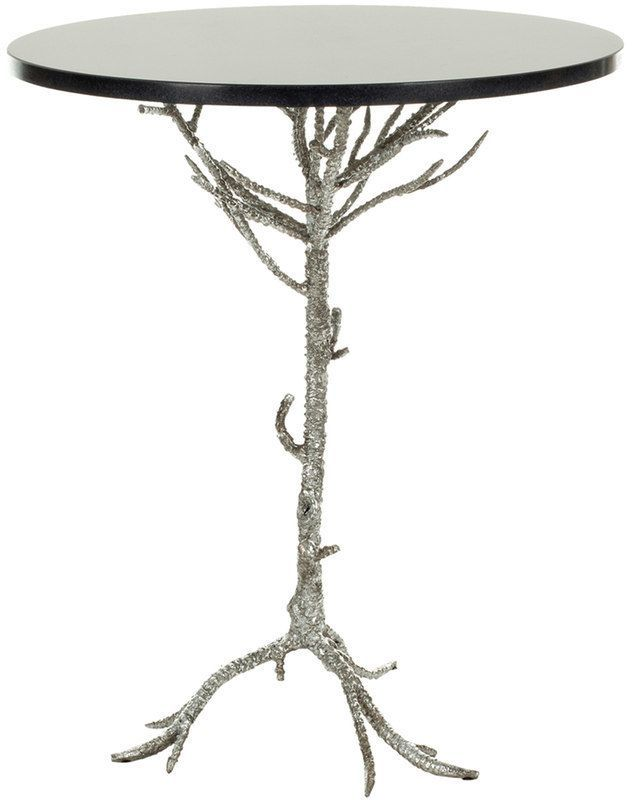 Safavieh Carolyn Accent Table is part of Silver Home Accents Inspiration -