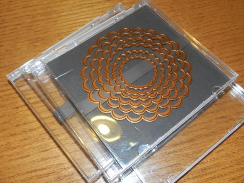 This Is How I Was Storing My Nesties In Cd Cases With A