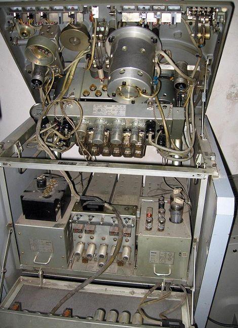 Studer J37 Tape Machine Tecnologia Musica Tecno
