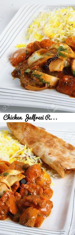 Chicken Jalfrezi Recipe   SEEMAu0027S KITCHEN... Tags: Chicken Jalfrezi Recipe,  Chicken