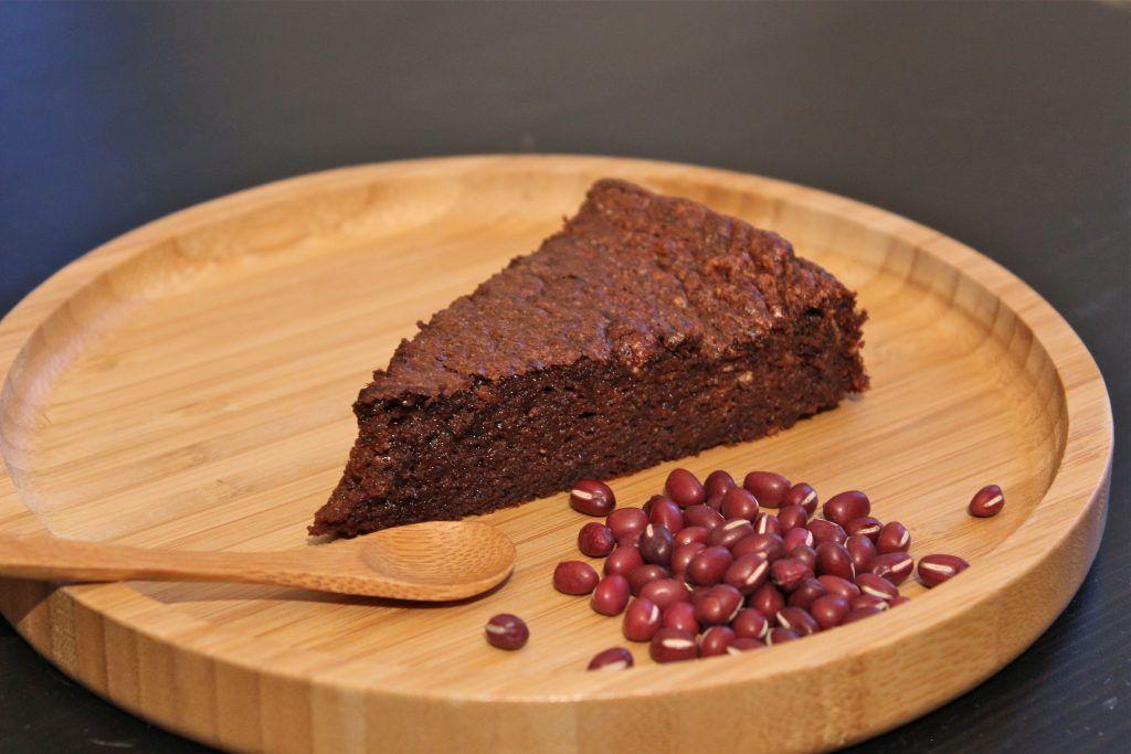 Fondant au chocolat aux haricots azuki en 2020   Haricot ...