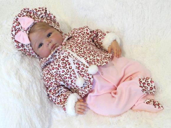 Saída De Maternidade Oncinha Rosa