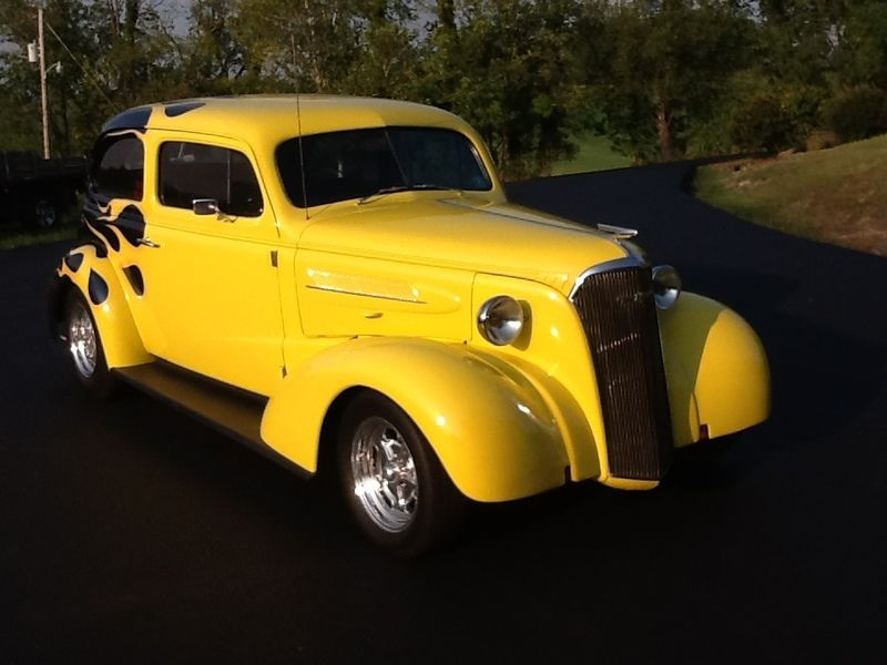 1937 Chevrolet Chevy Street Rod for sale by Owner - Avella, PA ...