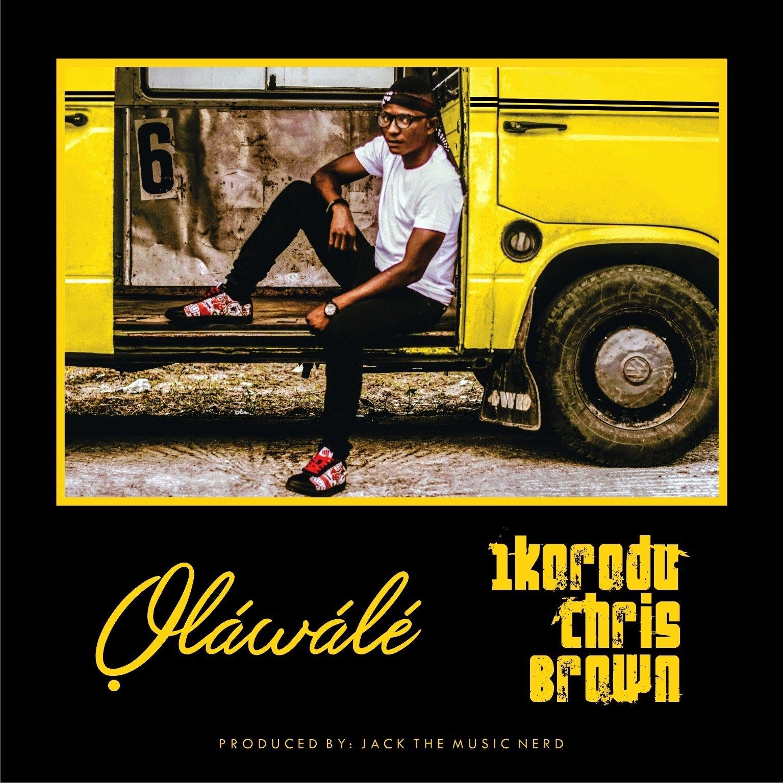 Olawale Ikorodu Chris Brown Music nerd, Chris brown