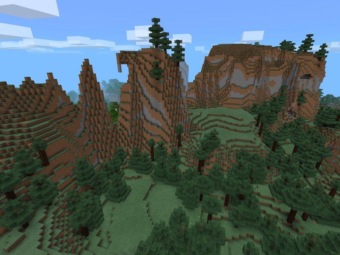 Diamonds, Iron under Spawn Minecraft pe seeds, Spawn, Seeds
