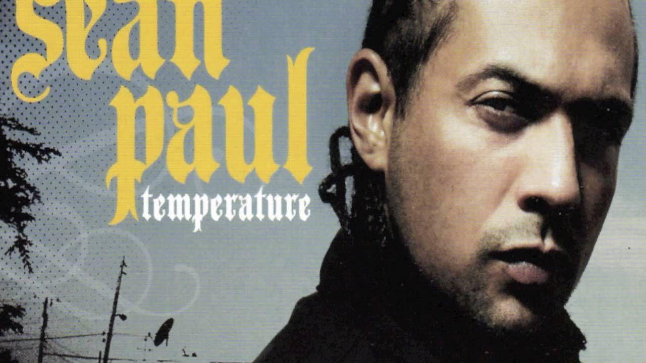 Temperature sean paul official audio